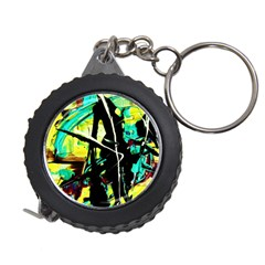 Dance Of Oil Towers 5 Measuring Tape by bestdesignintheworld