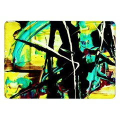 Dance Of Oil Towers 5 Samsung Galaxy Tab 8 9  P7300 Flip Case by bestdesignintheworld