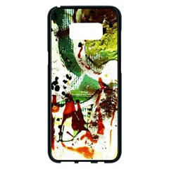 Doves Matchmaking 12 Samsung Galaxy S8 Plus Black Seamless Case