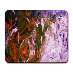 Close To Pinky,s House 12 Large Mousepads by bestdesignintheworld