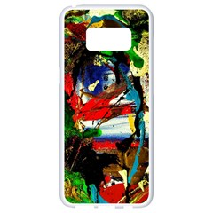 Catalina Island Not So Far 5 Samsung Galaxy S8 White Seamless Case by bestdesignintheworld