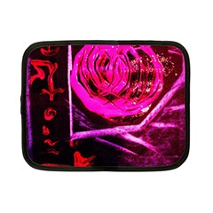Calligraphy 2 Netbook Case (small)  by bestdesignintheworld