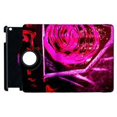 Calligraphy 2 Apple Ipad 2 Flip 360 Case by bestdesignintheworld