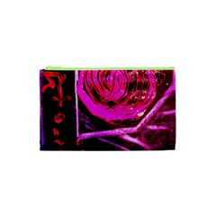 Calligraphy 2 Cosmetic Bag (xs) by bestdesignintheworld