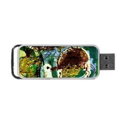 Doves Matchmaking 1 Portable Usb Flash (one Side) by bestdesignintheworld