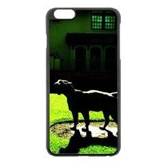 Guard 3 Apple Iphone 6 Plus/6s Plus Black Enamel Case by bestdesignintheworld