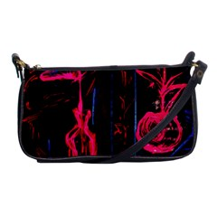 Calligraphy Shoulder Clutch Bags by bestdesignintheworld