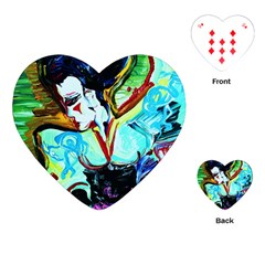 Woman Spirit Playing Cards (heart)