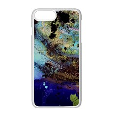 Blue Options 3 Apple Iphone 7 Plus Seamless Case (white) by bestdesignintheworld