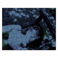 ?? ????????   On A Bench Rectangular Jigsaw Puzzl by bestdesignintheworld