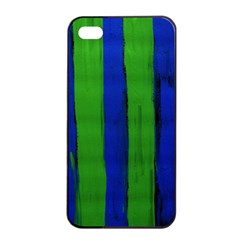 Stripes Apple Iphone 4/4s Seamless Case (black) by bestdesignintheworld