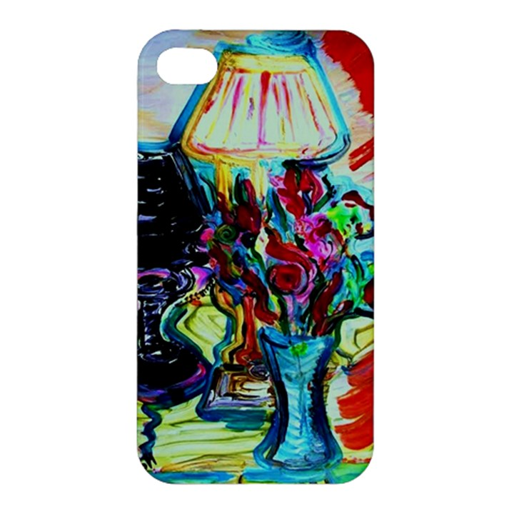 Still Life With Two Lamps Apple iPhone 4/4S Hardshell Case