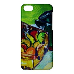 Still Life With A Pig Bank Apple Iphone 5c Hardshell Case by bestdesignintheworld