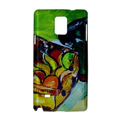Still Life With A Pig Bank Samsung Galaxy Note 4 Hardshell Case by bestdesignintheworld