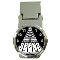Psychedelic Seeds Logo Money Clip Watches by Samandel