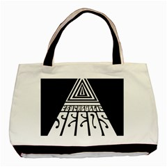 Psychedelic Seeds Logo Basic Tote Bag
