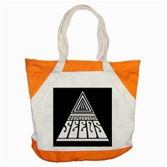 Psychedelic Seeds Logo Accent Tote Bag