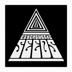 Psychedelic Seeds Logo Medium Glasses Cloth by Samandel