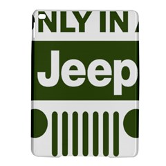 Only In A Jeep Logo Ipad Air 2 Hardshell Cases