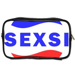 Sexsi Sexy Logo Toiletries Bags 2 Side