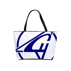 Sukhoi Aircraft Logo Shoulder Handbags