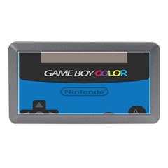 Game Boy Colour Blue Memory Card Reader (mini)