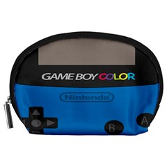 Game Boy Colour Blue Accessory Pouches (large)