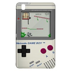 Game Boy White Samsung Galaxy Tab Pro 8 4 Hardshell Case by Samandel