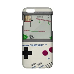 Game Boy White Apple Iphone 6/6s Hardshell Case