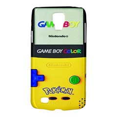 Game Boy Yellow Galaxy S4 Active by Samandel