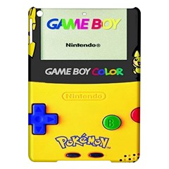 Game Boy Yellow Ipad Air Hardshell Cases