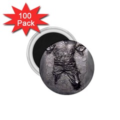 Han Solo 1 75  Magnets (100 Pack)