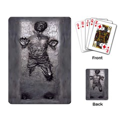 Han Solo Playing Card by Samandel