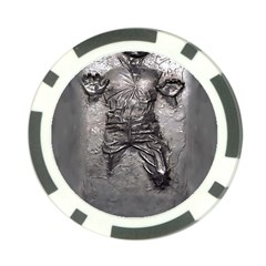 Han Solo Poker Chip Card Guard by Samandel
