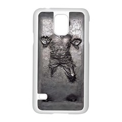 Han Solo Samsung Galaxy S5 Case (white) by Samandel