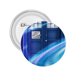 Tardis Space 2 25  Buttons