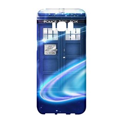 Tardis Space Samsung Galaxy S8 Hardshell Case  by Samandel