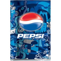 Pepsi Cans 5 5  X 8 5  Notebooks by Samandel