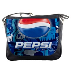 Pepsi Cans Messenger Bags
