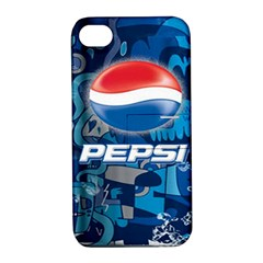 Pepsi Cans Apple Iphone 4/4s Hardshell Case With Stand