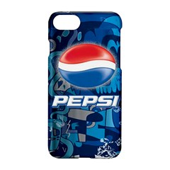 Pepsi Cans Apple Iphone 7 Hardshell Case by Samandel