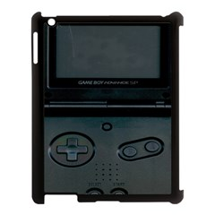 Game Boy Black Apple Ipad 3/4 Case (black)
