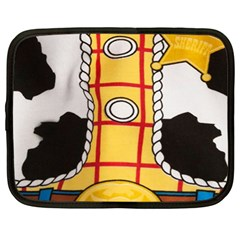 Woody Toy Story Netbook Case (xl)  by Samandel