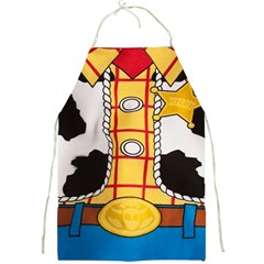 Woody Toy Story Full Print Aprons