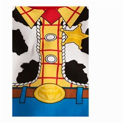 Woody Toy Story Small Garden Flag (two Sides)
