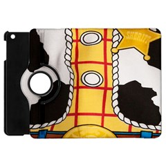 Woody Toy Story Apple Ipad Mini Flip 360 Case