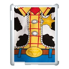 Woody Toy Story Apple Ipad 3/4 Case (white)