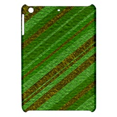 Stripes Course Texture Background Apple Ipad Mini Hardshell Case by Sapixe