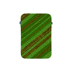 Stripes Course Texture Background Apple Ipad Mini Protective Soft Cases
