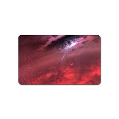 Storm Clouds And Rain Molten Iron May Be Common Occurrences Of Failed Stars Known As Brown Dwarfs Magnet (name Card)